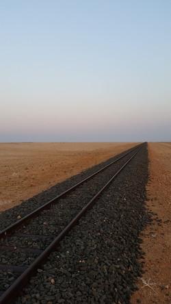 Railway Line..