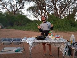 Wild Camping.
