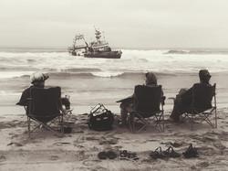 Skeleton Coast Sundowner