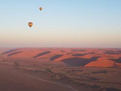 Hot Air Ballooning.