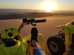 Quad Biking - Dunes