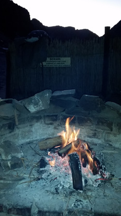 Fireplace Caution!!
