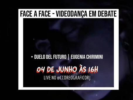 Centro Coreográfico Apresenta Face a Face - Videodança em debate