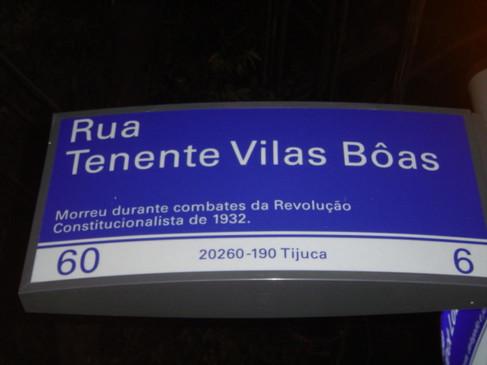 Rua Tenente Vilas Bôas