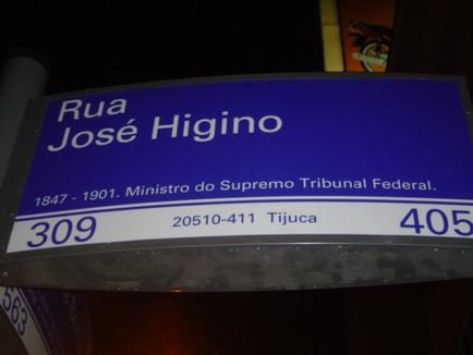 Rua José Higino