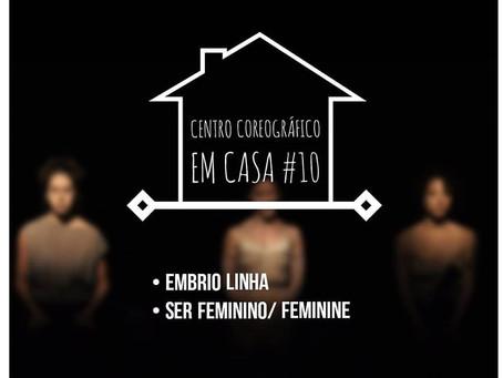 CENTRO COREOGRÁFICO EM CASA 10