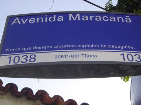Avenida Maracanã
