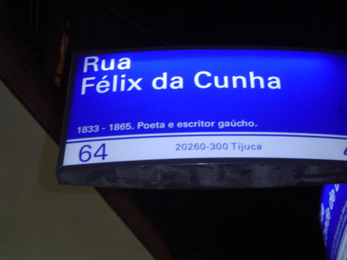 Rua Félix da Cunha