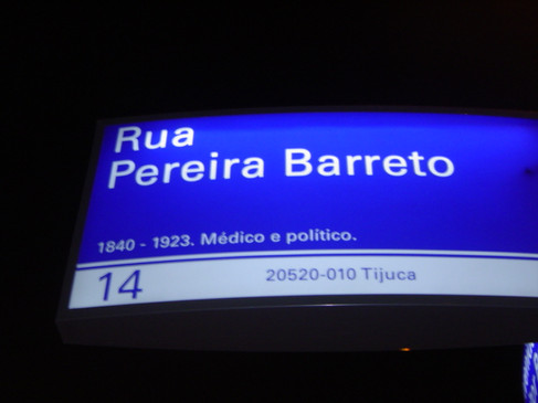 Rua Pereira Barreto