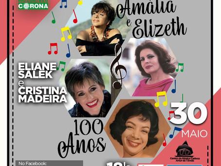 Centro da Música na sua Casa - Eliane Salek e Cristina Madeira