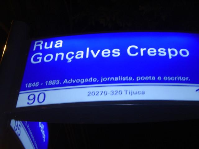 Rua Gonçalves Crespo