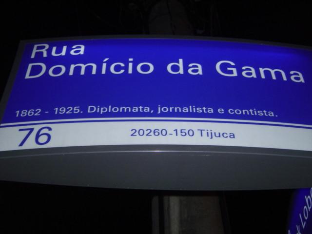 Rua Domício da Gama