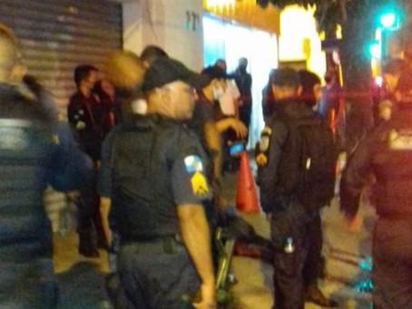 Roubo de carro na Tijuca termina com perseguição