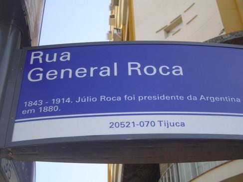 Rua General Roca
