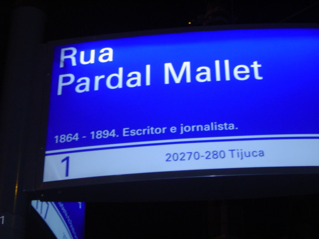 Rua Pardal Mallet