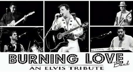 16/10/2020 - The Burning Love Band - An Elvis Tribute (pelo Youtube)