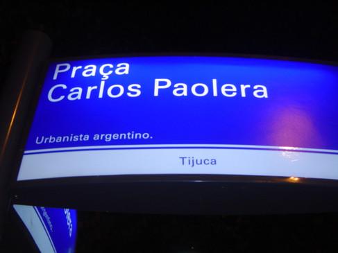Praça Carlos Paolera