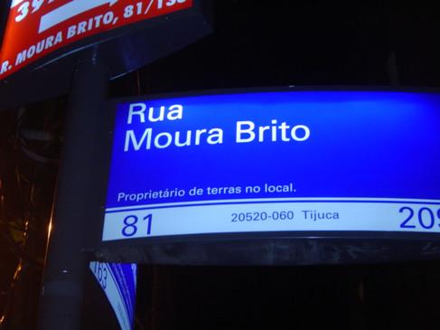 Rua Moura Brito