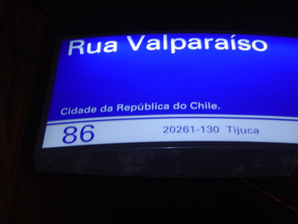 Rua Valparaíso