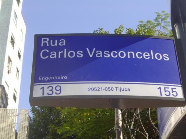 Rua Carlos Vasconcelos