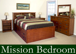 Mission Bedroom Collection