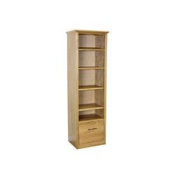 Shaker Oak Medium Bookcase