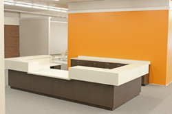 Ashley Reception Desk