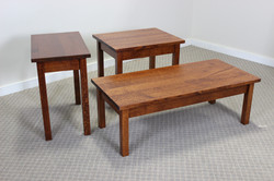 Oak Mission Occasional Tables