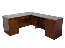 Urban Desk w/ Return MUR54