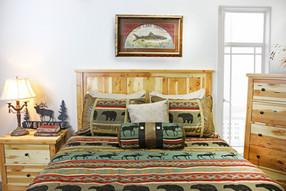 Juniper Ridge Bedroom