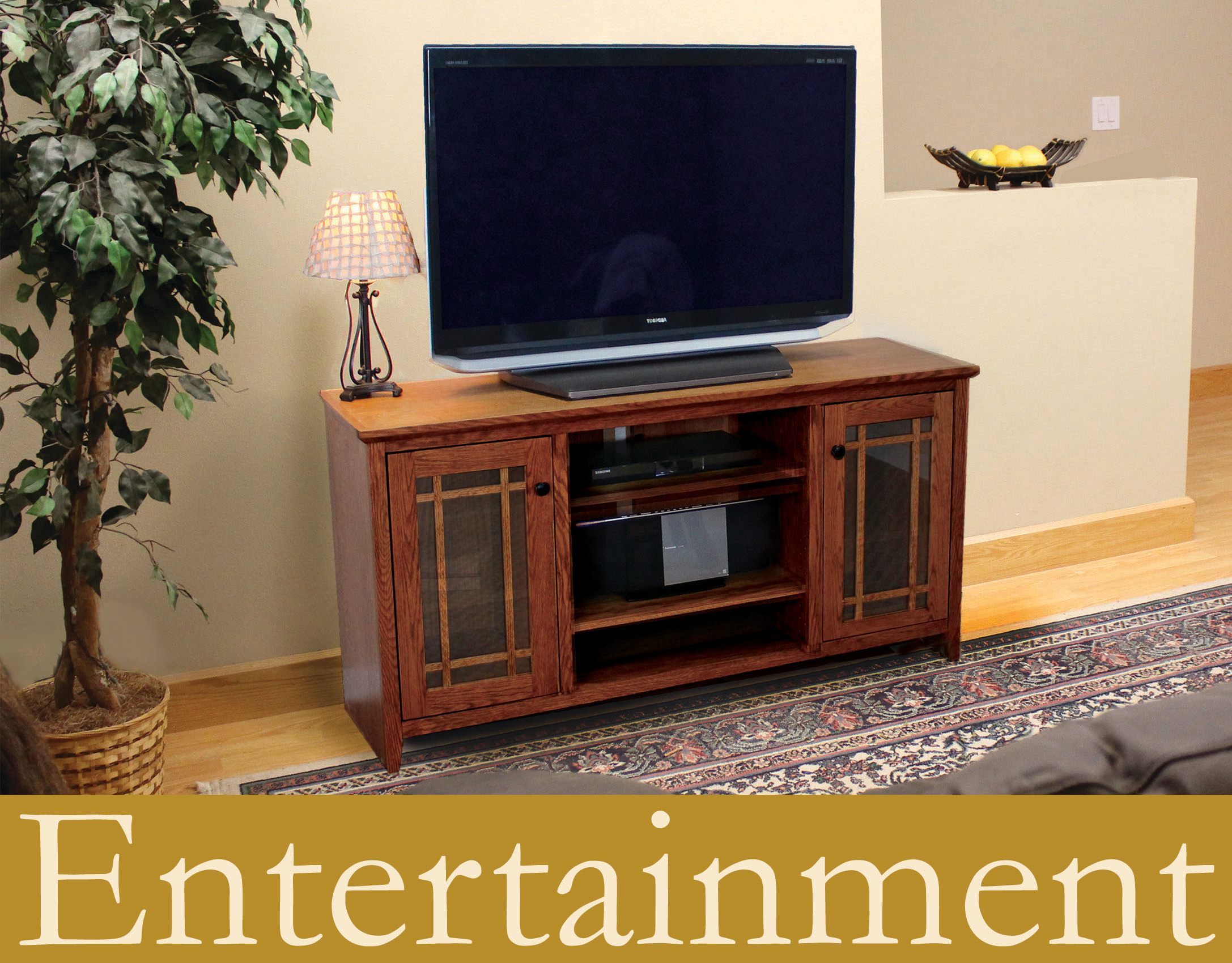 Entertainment | TV Console