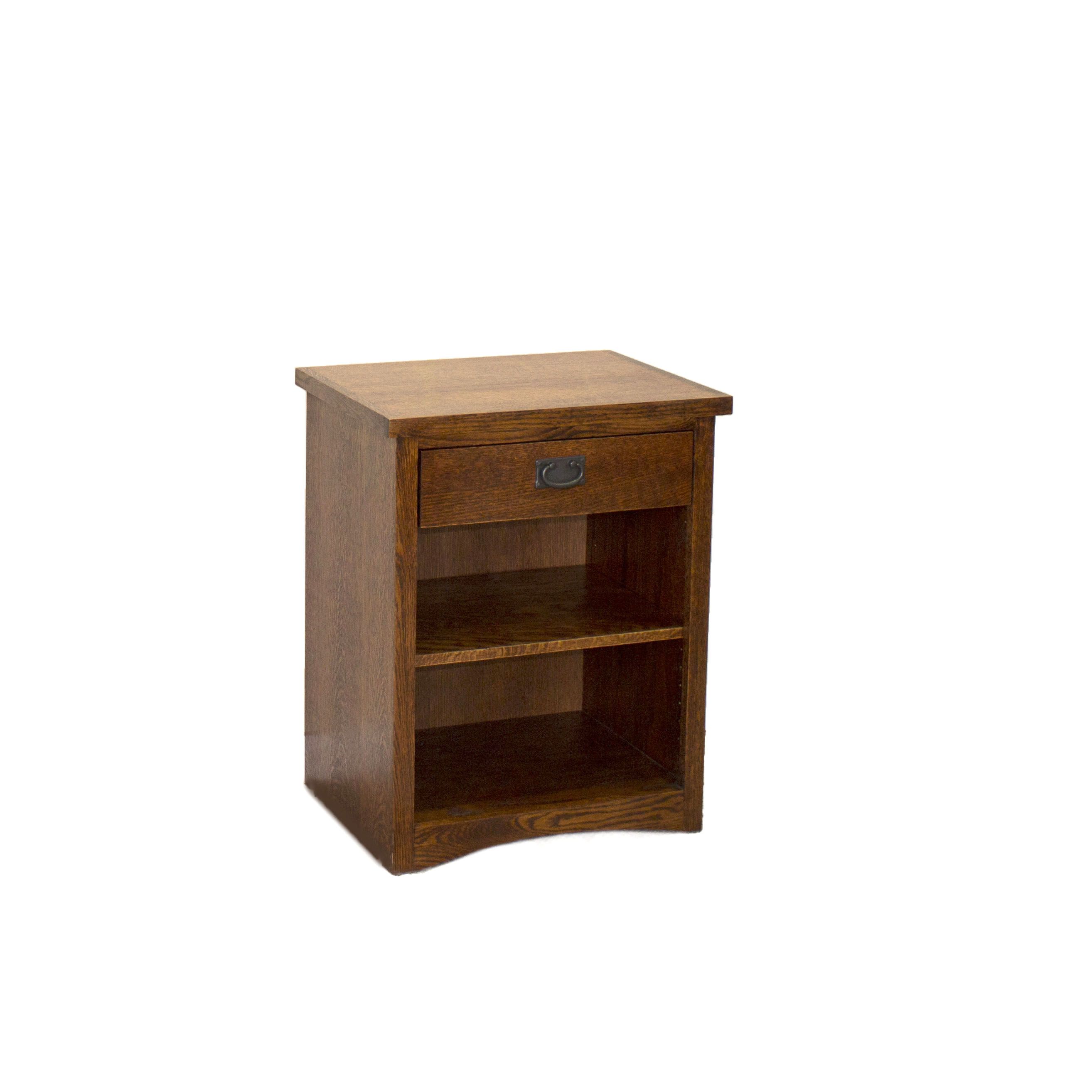 OM1615  1 Drw Nightstand w/Adj Shelf