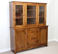 Oakcraft Furniture Custom Armoire