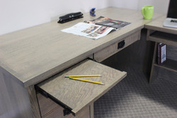 Pull-out Workspace