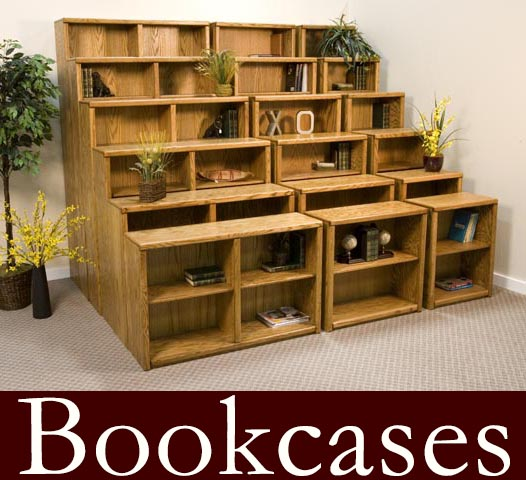 Bookcases - All Styles