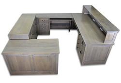 Reception Desk Layout