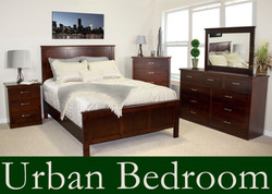 Urban Bedroom Collection