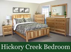 Hickory Creek Bedroom