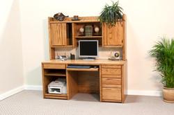 Computer Desk w/ Hutch