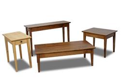 Living Room Tables   Maple Shaker