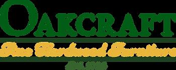 Oakcraft Furniture Oregon Pacific-Northwest Logo Fine Hardwood