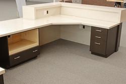 Ashley Furniture Reception Desk