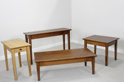 Shaker Occasional Table Collection
