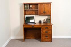 Desk: OMD849 + Hutch: OMH49