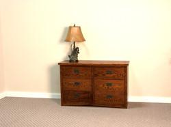 "6 Drawer 46"" w Dresser"