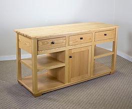 Oakcraft Furniture Custom Butcher Block