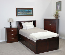 Urban Twin 3-Drw Captains Bed