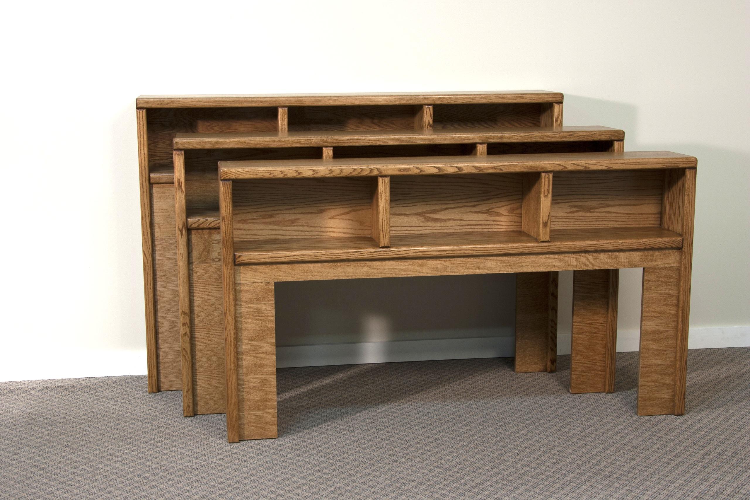 Contemporary Queen Bookcase Hdbd
