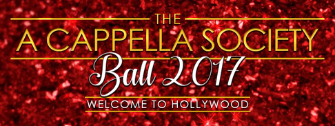 A Cappella Society Ball Cover 2017