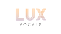 LUX Logo White